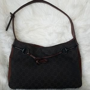 Gucci horsebit Hobo Shoulder bag